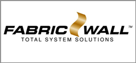 Fabric Wall Logo